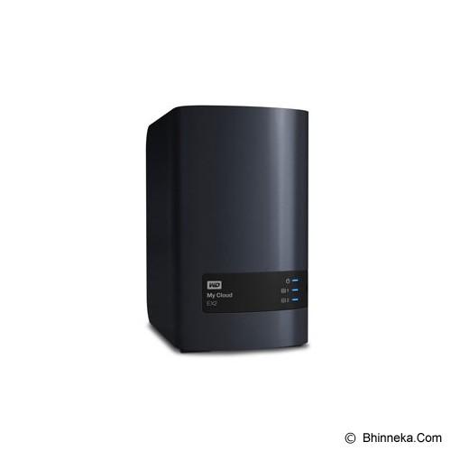 WD My Cloud EX2 10TB [WDBVKW0100JCH-SESN] - Smb Nas 2-Bay